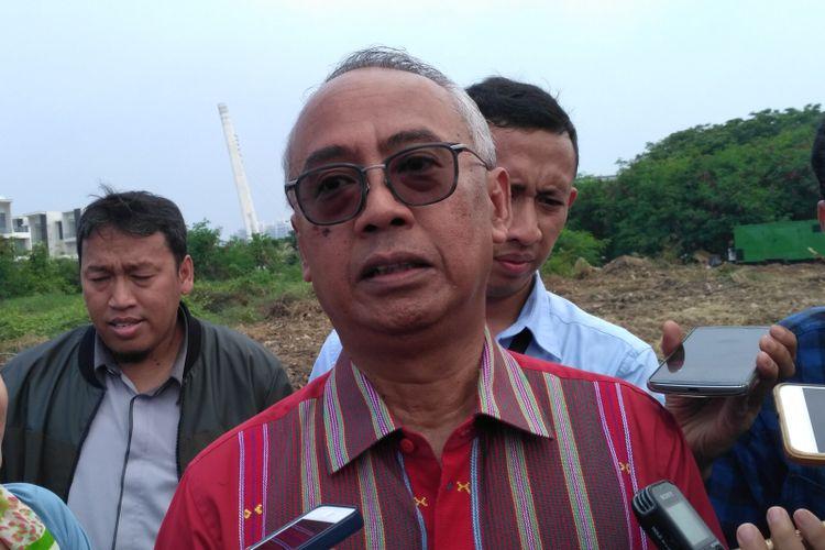 Direktur PT Pembangunan Jaya Ancol Paul Tehusijarana