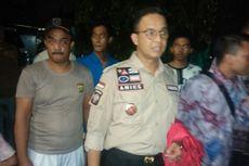 Gubernur Anies Tinjau Banjir di Cakung