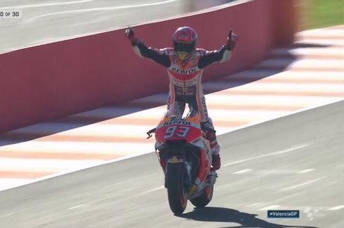 """Satu-satunya """"Alien"""" di MotoGP Adalah Marquez"""