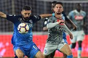 Hasil Liga Italia, Napoli Kalah, Juventus Kian Dekat ke Scudetto
