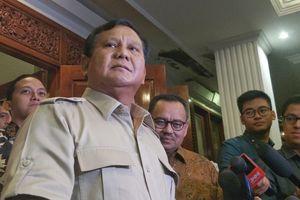 Pertemuan 'Misterius' Prabowo Subianto dan Puan Maharani...
