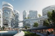 Zaha Hadid Rancang 'Smart City' di Moskow
