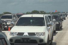 H+3 Lebaran, Baru 11 Persen Kendaraan yang Kembali ke Jakarta