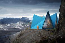 Arsitek Stockholm Rancang Tenda Tahan Beku