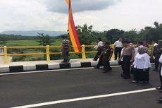 Buka Akses Wisata, Pemkab Gunungkidul Resmikan Jembatan Watusigar