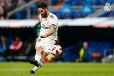 Lewat Twitter, Isco Curhat Masalah yang Dialaminya di Real Madrid