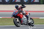 Klasemen MotoGP, Dovizioso Rebut Posisi Dua dari Rossi