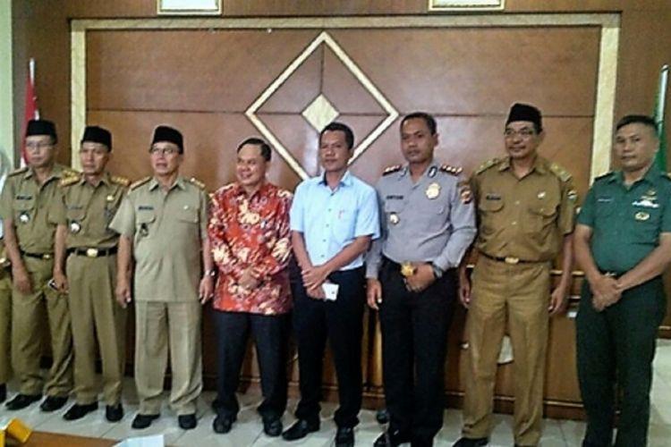 Kabupaten Tasikmalaya Berkoordinasi Jelang Pilkada Jawa Barat