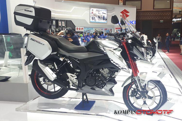 Modifikasi Suzuki Bandit dengan ABS