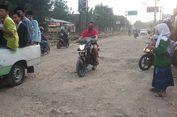 Jalan Alternatif Kendal-Semarang Rusak, Truk Galian C Dilarang Lewat