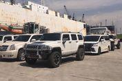 4 Mobil Mewah Mahal Milik Tersangka Korupsi Abdul Latif