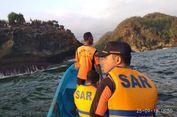 Dua Wisatawan Terseret Ombak, Satu Meninggal dan Lainnya Hilang
