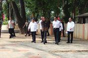 Didampingi Anies Baswedan, Jokowi Tinjau Fasilitas Difabel di GBK