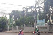 Kabel yang Menjuntai hingga Hampir Menyentuh Jalan di Bekasi Diperbaiki