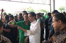 Saat Ojek Online Curhat soal Tarif Per Kilometer kepada Jokowi...