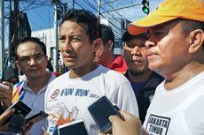 Sandiaga: PKL yang Tidak Tertampung Tenda, Dulu Jualan di Tempat Lain