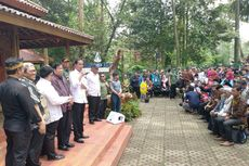 Jokowi Awasi Pelaksanaan Program Penanggulangan Kerusakan Citarum