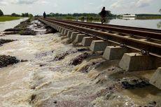 Jalur Kereta Cirebon-Purwokerto Sudah Bisa Dilintasi