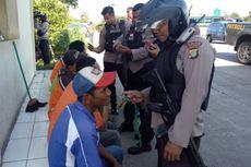 Polisi Amankan 7 Calo Terminal Bus Pulo Gebang yang Jual Tiket 2 Kali Harga Normal