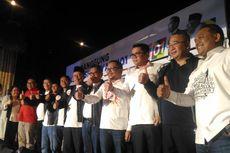 Dua Menteri Jokowi Ikut Nobar Debat Pertama di Rumah Aspirasi
