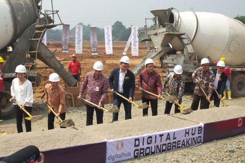 Kantor Apple di BSD Tangerang Mulai Dibangun