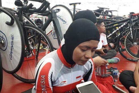 Balap Sepeda ATC 2019, Sri Sugiyanti Tak Bangga Raih Perak