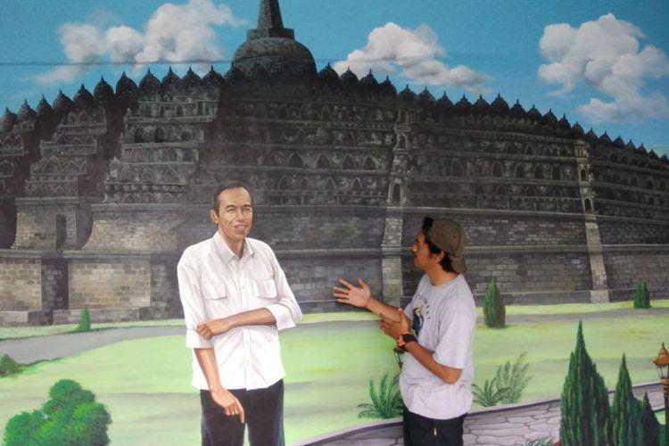 3D Studio Kebumen, begitu nama tempat ini, menghadirkan spot-spot foto yang menarik untuk diabadikan sebagai kenangan liburan.