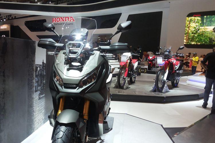 IIMS khusus roda dua akan mulai digelar tahun ini.