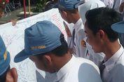 Ribuan Siswa Kendal Gelar Deklarasi Budaya Damai