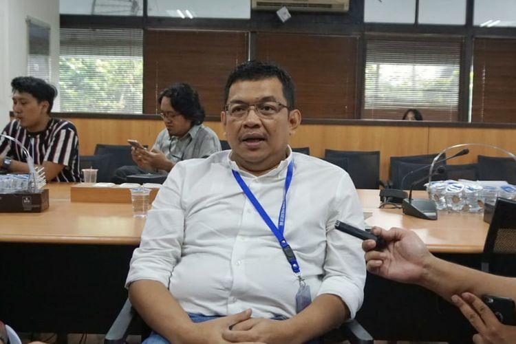 CEO Group Bisnis Jalan Tol Astra Infra Krist Ade Sudiyono