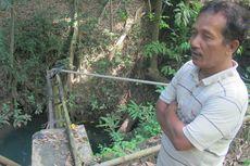 Kegigihan Damanhuri Bebaskan Dusunnya dari Krisis Air