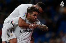 Eden Hazard Ditunggu Sergio Ramos di Madrid