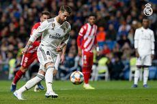 Sergio Ramos Minta Dilepas ke Klub China