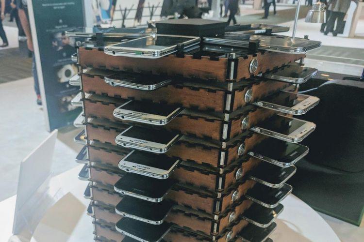 Penambang Bit Coin Daur ulang Ala Samsung