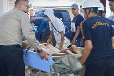 Seorang Warga Jayapura Luka Parah akibat Tersedot Baling-baling Kapal
