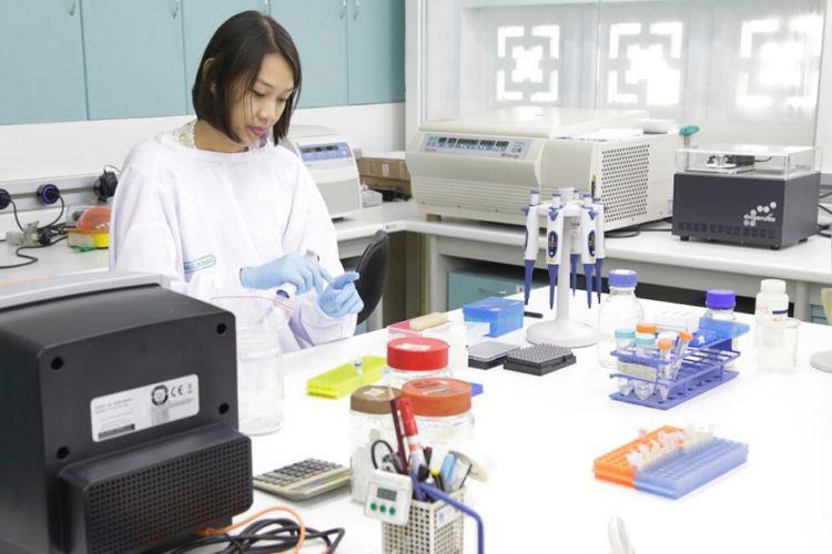 Hari ini (26/4/2018) Kemenristekdikti meresmikan Pusat Genom Nasional yang diharapkan dapat memacu perkembangan riset biologi molekuler.
