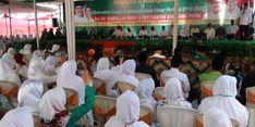 Muslimat Banyuwangi Dukung Gus Ipul - Puti Soekarno