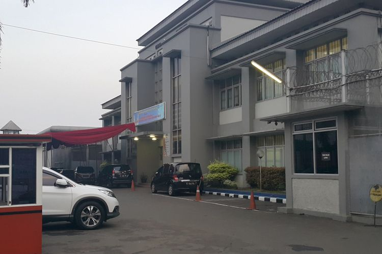 Kondisi Lapas Cipinang, Jakarta Timur, tampak sepi pada Rabu (21/6/2017) sore.