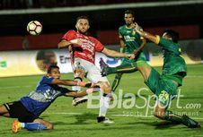 Babak Pertama, Bali United Masih Sama Kuat dengan Sriwijaya FC