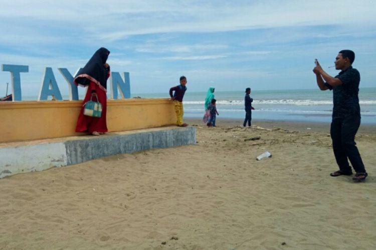 Pemda Aceh Utara Kucurkan Rp 2,6 M untuk Kembangkan Pantai Bantayan