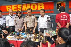 Pabrik Senpi Rakitan di Lampung Diduga untuk Penuhi Pesanan Pelaku Curanmor