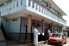 2 Orang Pelaku Penembakan Polisi di Palembang Terekam CCTV