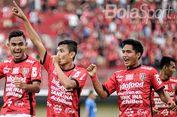 Hasil Piala Presiden, Bali United Tundukkan Perlawanan PSPS