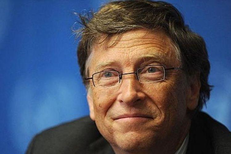 Pendiri Microsoft, Bill Gates