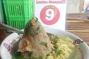 Banyak Diburu, Ini Kisah Awal Mula Bakso Tumpeng di Yogyakarta