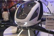 Pasar Drone Naik, Huawei Uji Coba 'Taksi Terbang'