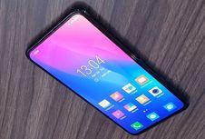 Ponsel Vivo Apex Diumbar di Jakarta, Kapan Dijual?
