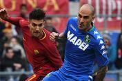 Hasil Liga Italia, AS Roma Gagal Salip Inter Milan