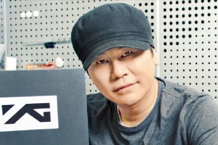 Yang Hyun Suk, bos YG Entertainment.
