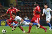 Uji Coba Asian Games, Pemain Malaysia Terlibat Perkelahian